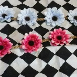 Claire's Flower Crowns